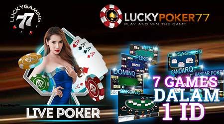 Agen Judi Poker Online Teraman, Terbesar & Teraman