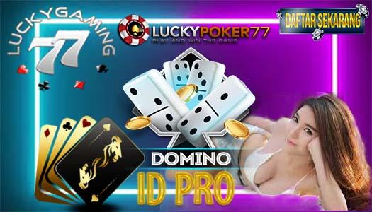 Judi IdnPlay Situs Domino 99 IDN Poker Terpercaya